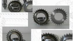 Koło łańcuchowe 08B-1 rekonstrukcja producent rowek 8Js9