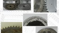 Rekonstrukcja koła łańcuchowego 12B-1 producent